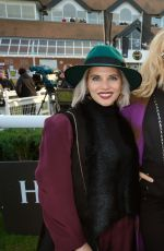 LUCY MECKLENBURGH at Hennessy Gold Cup at Newbury Racecourse 11/26/2016