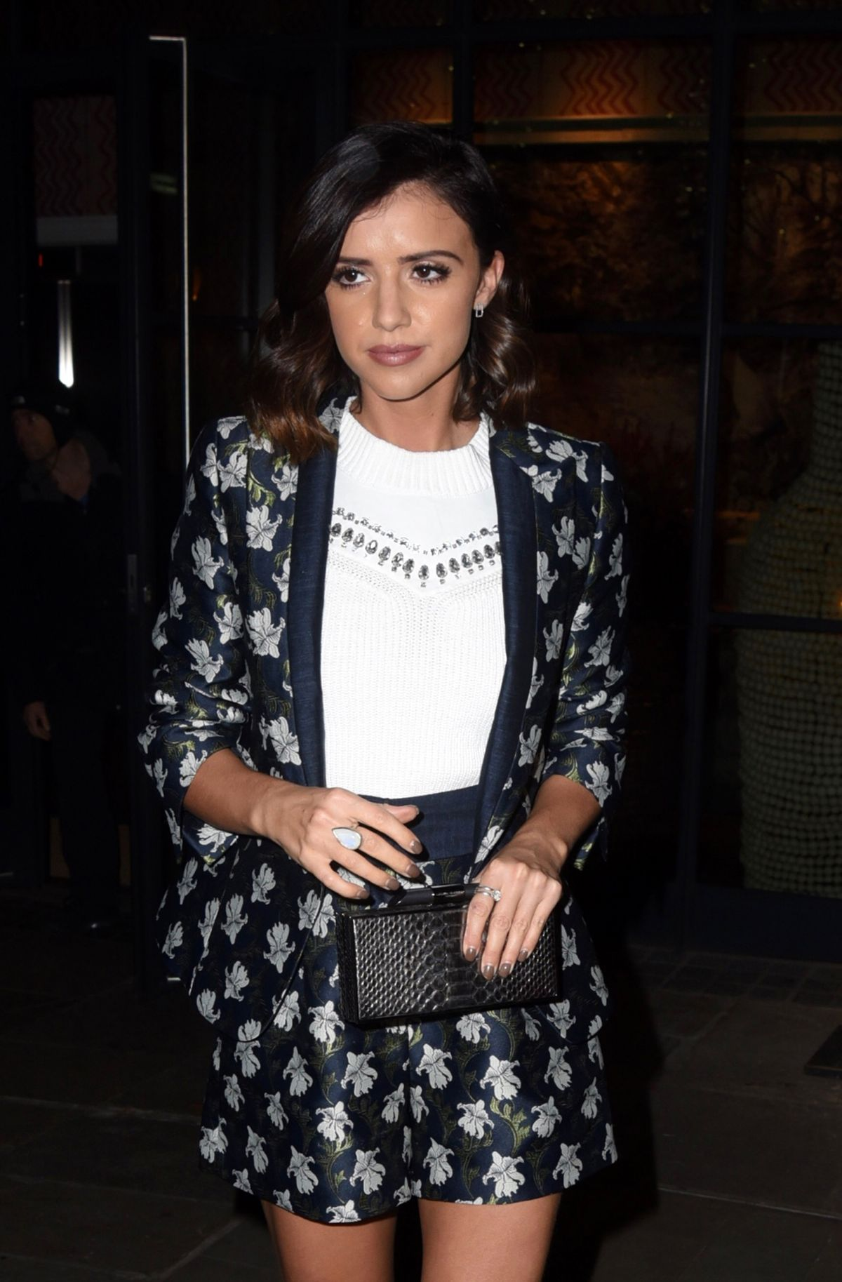LUCY MECKLENBURGH at