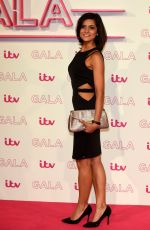 LUCY VERASAMY at ITV Gala in London 11/24/2016