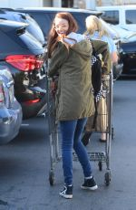 LYDIE HEARST Out Shopping in Beverly Hills 11/23/2016