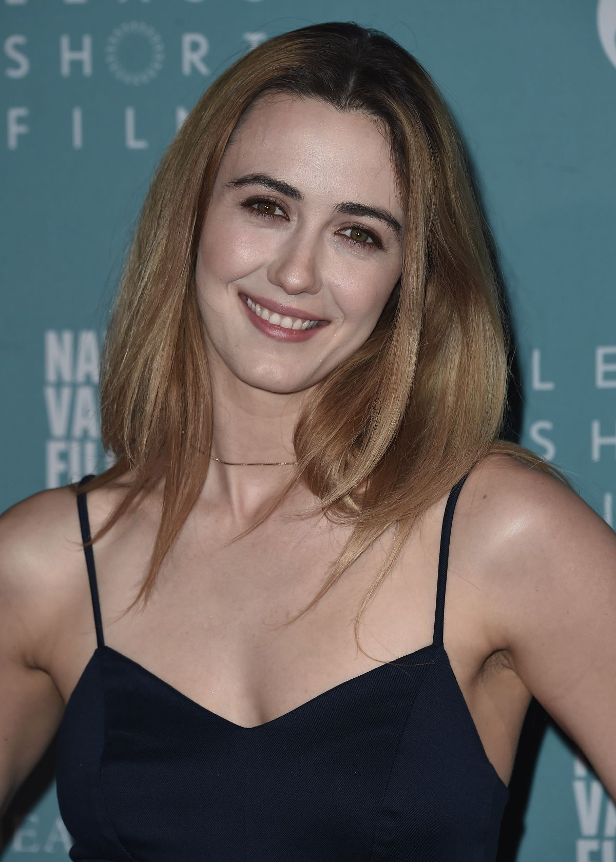 MADELINE ZIMA at Napa Valley Film Festival in Yountville ...