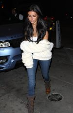 MADISON BEER at Catch LA in West Hollywood 11/04/2016