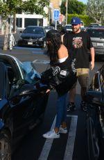 MADISON BEER Leaves Fred Segal in Los Angeles 11/07/2016