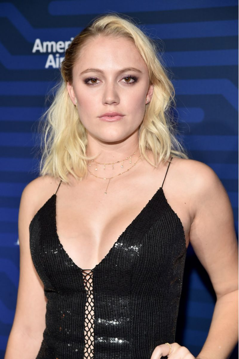 MAIKA MONROE at The Hollywood Reporter