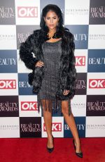 MALIN ANDERSSON at OK! Beauty Awards in London 11/24/2016