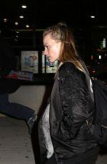 MARGOT ROBBIE at JFK Airport in New York 11/26/2016