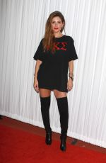 MARIA MENOUNOS at Throws Her Fiancee Keven Undergaro Frat Party for His 50th Birthday in Los Angeles 11/05/2016