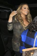 MARIAH CAREY at Airbnb Open Spotlight in Los Angeles 11/19/2016