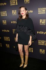 MARION COTILLARD at HFPA & Instyle's Celebration of Golden Globe Awards Season in Los Angeles 11/10/2016