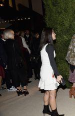 MARTHA HUNT at 13th Annual CFDA/Vogue Fashion Fund Awards in New York 11/07/2016