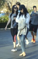 MEGAN FOX Out and About in Westlake Village 11/05/2016