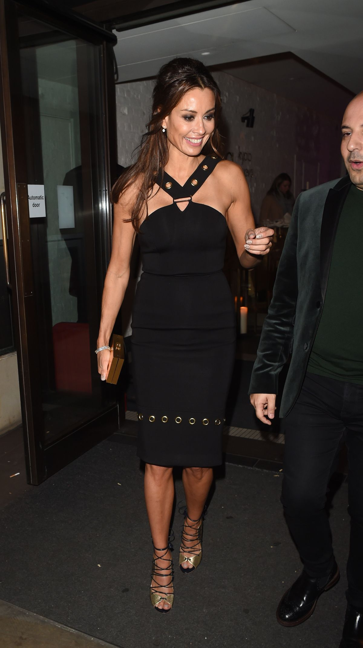 MELANIE SYKES at ITV Gala Afterparty in London 11/24/2016