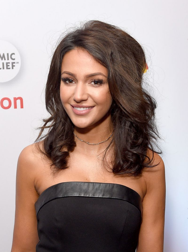 MICHELLE KEEGAN at British Airways Flying Start Event in ...