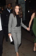 MICHELLE KEEGAN Leaves Toyroom Nightclub in London 11/25/2016