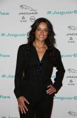 MICHELLE RODRIGUEZ at Jaguar for Next Era Vehicle Unveiling Event 11/14/2016