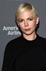 MICHELLE WILLIAMS at Variety Studio: Actors on Actors in Los Angeles 11/12/2016