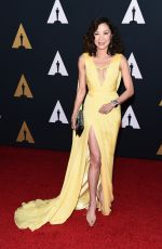 MICHELLE YEOH at AMPAS' 8th Annual Governors Awards in Hollywood 11/12/2016