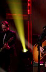 MIRANDA LAMBERT Performs at Jimmy Fallon in New York 11/17/2016