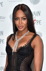 NAOMI CAMPBELL at Chain of Hope Annual Ball in London 11/18/2016