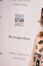 NATALIE PORTMAN at 2016 IFP Gotham Independent Film Awards in New York 11/28/2016