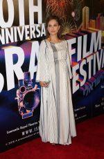 NATALIE PORTMAN at 30th Israel Film Festival Anniversary Gala Awards in Beverly Hills 11/09/2016