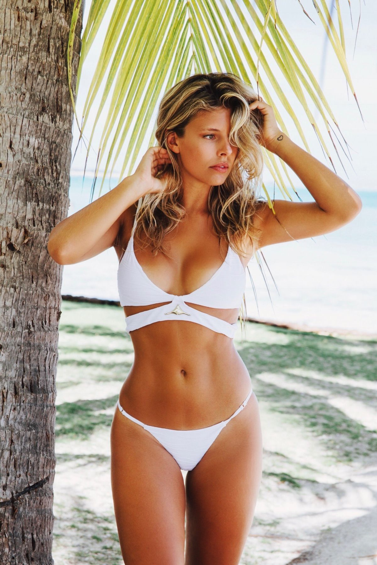 NATASHA OAKLEY for Zingiber Bikinis, November 2016