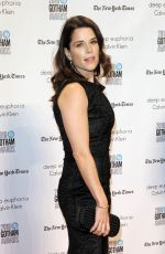 NEVE CAMPBELL at 2016 IFP Gotham Independent Film Awards in New York 11/28/2016