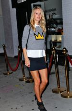 NICKY HILTON Night Out in New York 11/02/2016