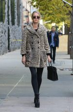NICKY HILTON Out in New York 11/10/2016