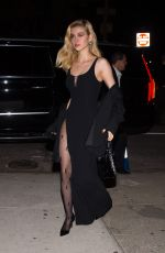 NICOLA PELTZ Arrives at 13th Annual CFDA/Vogue Fashion Fund Awards in New York 11/07/2016