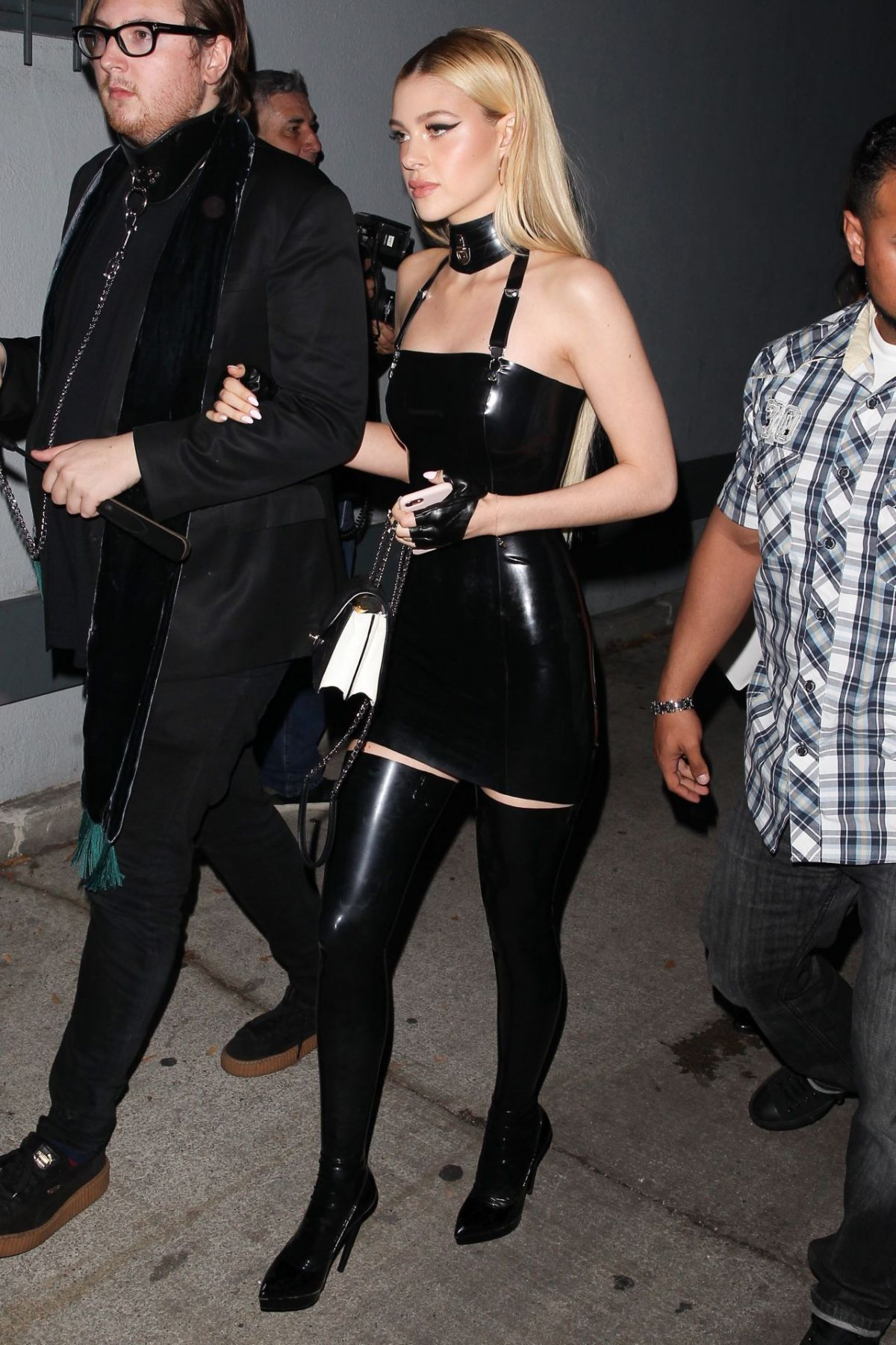 Nicola Peltz At Just Jared S Annual Halloween Party In Los