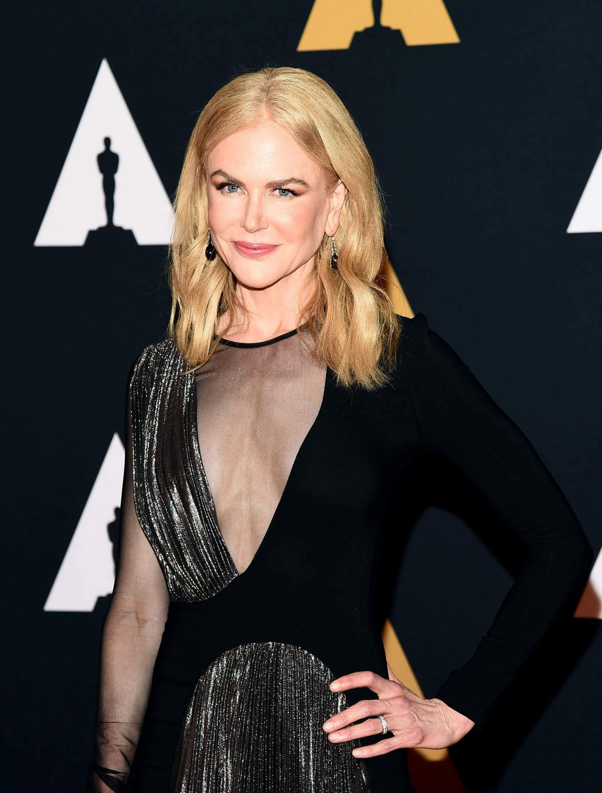 NICOLE KIDMAN at AMPAS' 8th Annual Governors Awards in Hollywood 11 ...