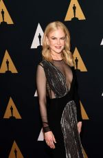 NICOLE KIDMAN at AMPAS' 8th Annual Governors Awards in Hollywood 11/12/2016