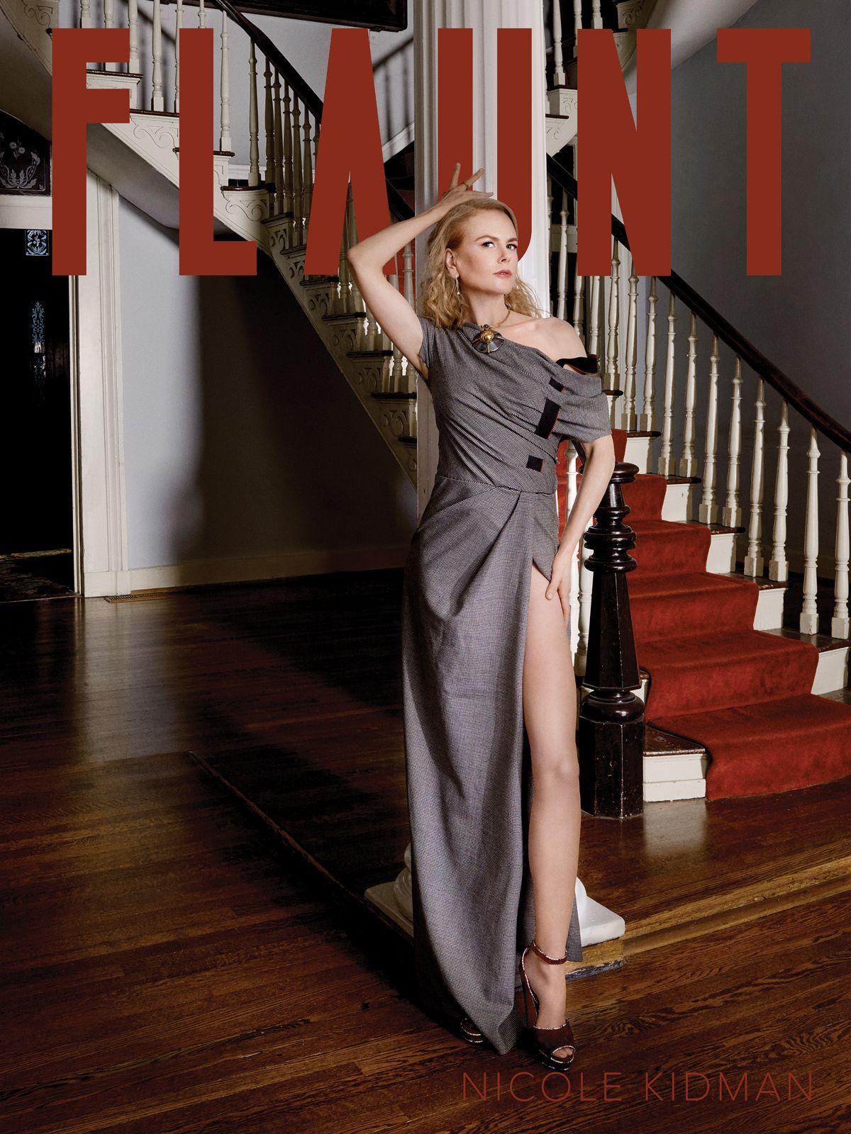 NICOLE KIDMAN in Flaunt Magazine, Nocturne Issue November 2016