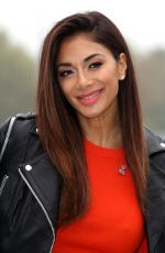 NICOLE SCHERZINGER at Lee Valley Athletics Special Olympics Event 10/30/2016