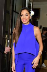 NICOLE SCHERZINGER Out and About in London 11/19/2016