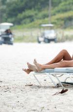 NIGORA WHITEHORN in Bikni at a Beach in Miami 10/28/2016