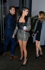 NINA DOBREV at Catch LA in West Hollywood 11/20/2016