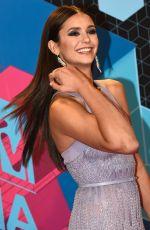 NINA DOBREV at MTV Europe Music Awards 2016 in Rotterdam 11/06/2016