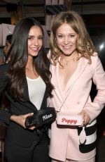NINA DOBREV at Pop & Suki Launch in Los Angeles 11/02/2016
