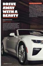NINA DOBREV in Men\s Health Magazine, Decemberr 2016 Issue