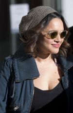 NORAH JONES Out and About in London 11/06/2016