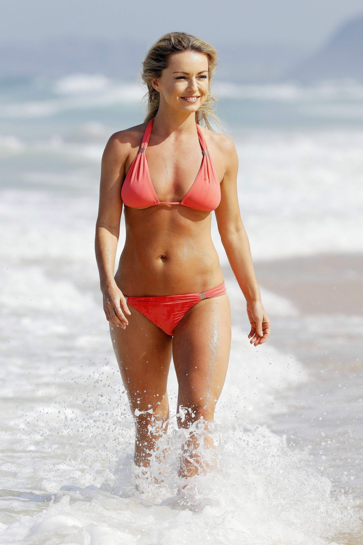 OLA JORDAN in Bikini at I