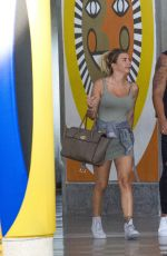 OLIVIA BUCKLAND at Airport in Barbados 11/06/2016