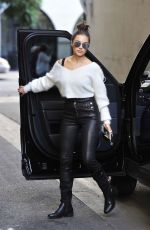 OLIVIA CULPO Out and About in Los Angeles 11/15/2016