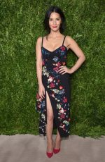 OLIVIA MUNN at 13th Annual CFDA/Vogue Fashion Fund Awards in New York 11/07/2016