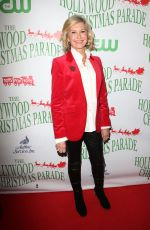 OLIVIA NEWTON JOHN at 85th Annual Hollywood Christmas Parade 11/27/2016