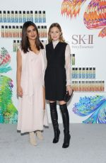 OLIVIA PALERMO at SK-II Holiday Essence Collection Launch Party 11/17/2016