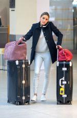 OLIVIA PALERMO at Soho House Hotel in Berlin 11/01/2016