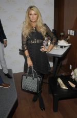 PARIS HILTON at Shoe Collection Photocall in Mexico City 11/08/2016
